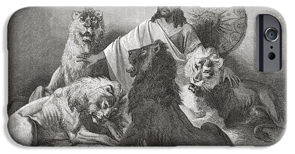 Nineteenth iPhone Cases - Tewodros Holding Audience, Surrounded iPhone Case by Ken Welsh