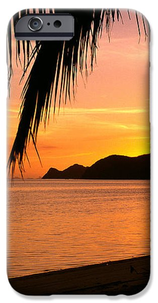 Thailand, Koh Pagan iPhone Case by William Waterfall - Printscapes