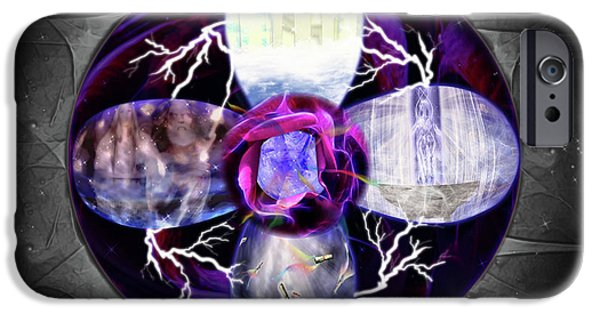 Best Sellers -  - Zeus iPhone Cases - The Akashic Records iPhone Case by Leanne M Williams