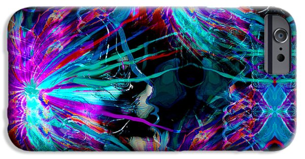 Figures iPhone Cases - The Anatomy of Dreams iPhone Case by Stephen  Killeen