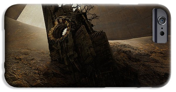 Mystery iPhone Cases - The Ancient iPhone Case by Michal Karcz