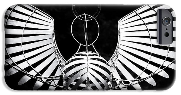 Angel. Spiritual iPhone Cases - The Angel iPhone Case by Tim Gainey