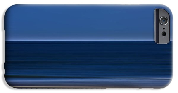 Beach iPhone Cases - The Beach Abstract iPhone Case by Tom Gari Gallery-Three-Photography