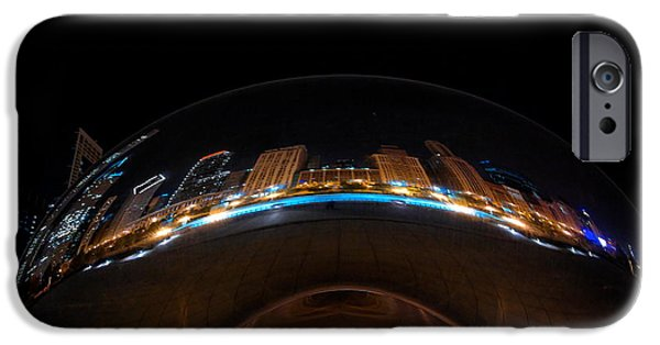The Bean iPhone Cases - The Bean iPhone Case by Lone  Dakota Photography
