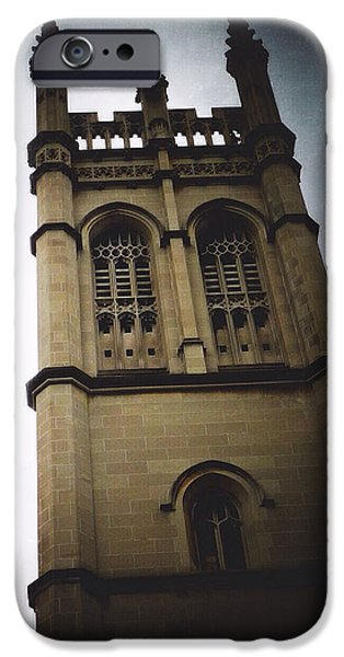 Fourth Digital iPhone Cases - The Belltower iPhone Case by Natasha Marco