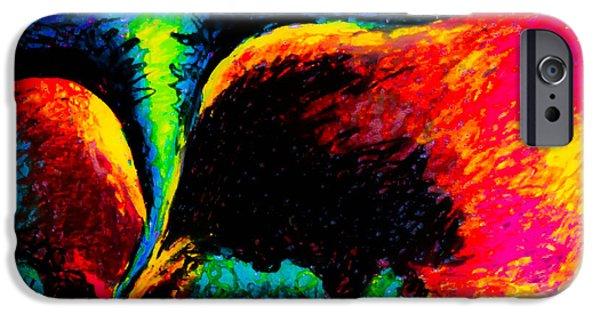 Fury iPhone Cases - The Blender iPhone Case by Artsy Gypsy
