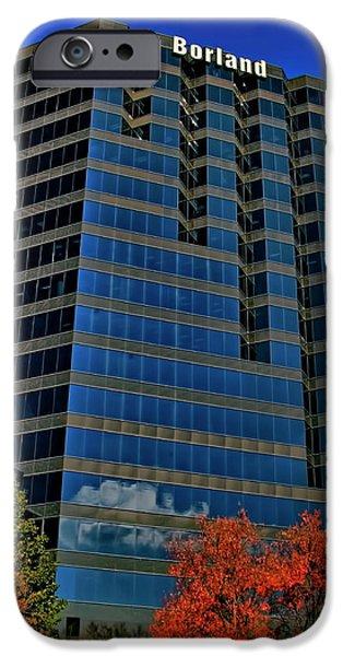 The Borland Atlanta iPhone Case by Corky Willis Atlanta Photography