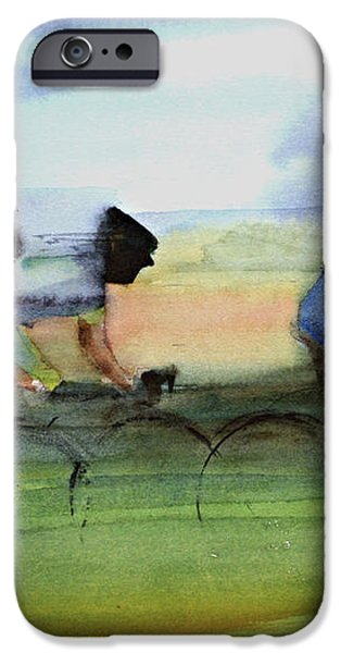 The Breakaway iPhone Case by Shirley  Peters