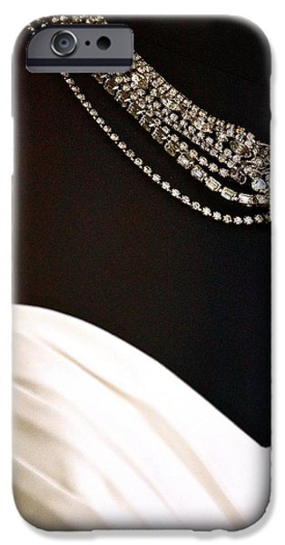Wedding Bells iPhone Cases - The Bride To Be iPhone Case by Ira Shander