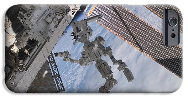 Best Sellers -  - Component iPhone Cases - The Canadian-built Dextre Robotic iPhone Case by Stocktrek Images