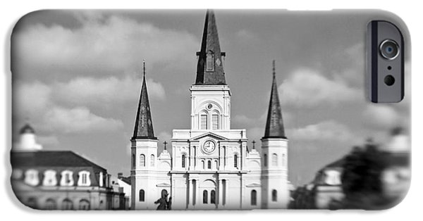 St Photographs iPhone Cases - The Cathedral iPhone Case by Scott Pellegrin