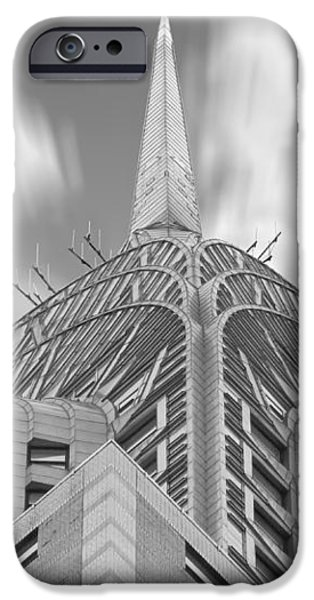 The Chrysler Building 2 iPhone Case by Mike McGlothlen