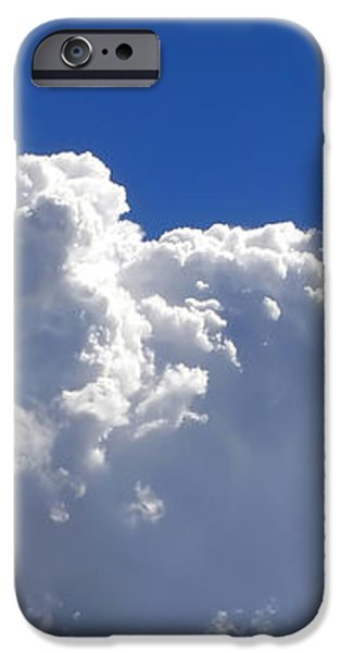 The Cloud iPhone Case by Kaye Menner