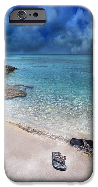 Cutler iPhone Cases - The Cloud Parade iPhone Case by Betsy C  Knapp