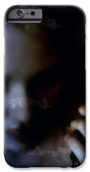 The Composer  iPhone Case by Steven  Digman