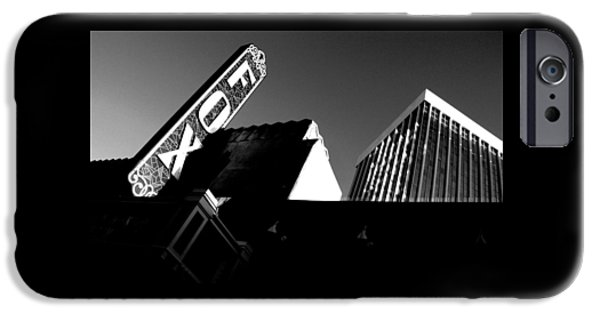 White House iPhone Cases - The Crown Jewel of Tucson iPhone Case by Ross Lewis