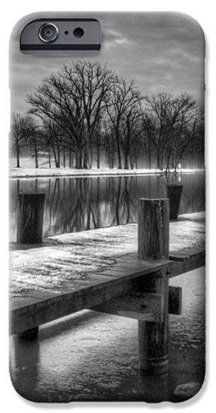 The Dock iPhone Case by Everet Regal