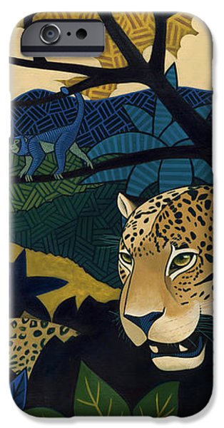 The Edge of Paradise iPhone Case by Nathan Miller