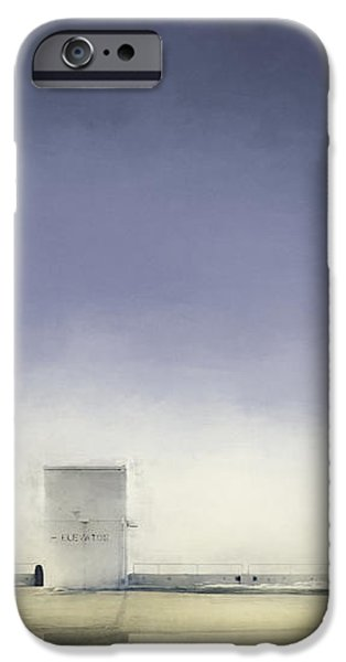 Roof iPhone Cases - The Elevator II iPhone Case by Scott Norris