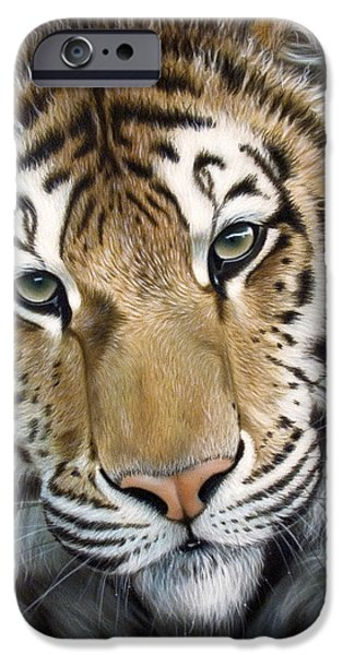 The Embrace iPhone Case by Sandi Baker