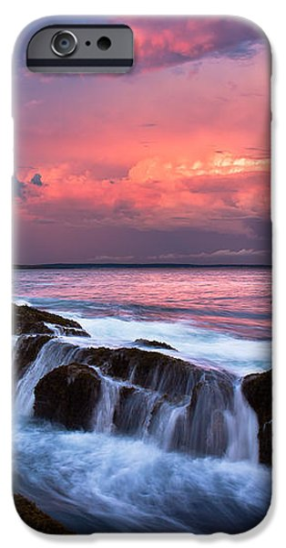 The End iPhone Case by Benjamin Williamson