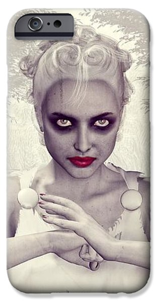 Intolerance iPhone Cases - The Envy Nemesis iPhone Case by Joaquin Abella