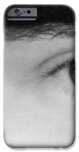 The Eyes Have It iPhone Case by Christine Till