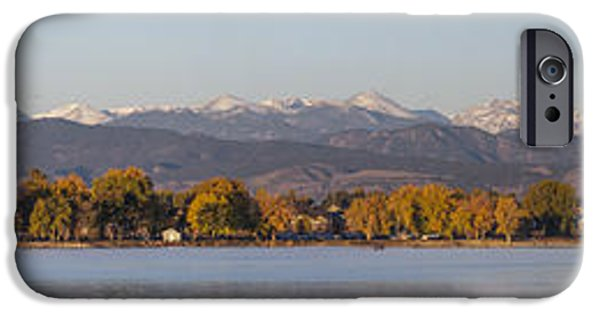 Front Range iPhone Cases - The Front Range iPhone Case by Aaron Spong