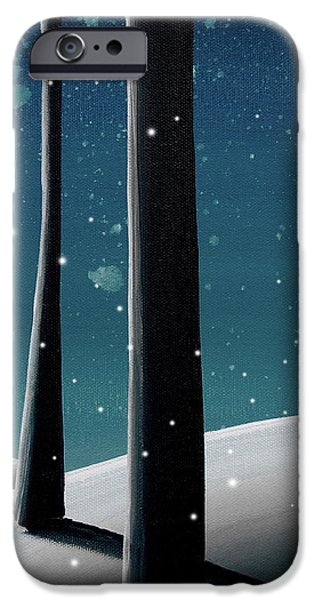The Frost iPhone Case by Cindy Thornton
