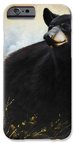The Gatekeeper iPhone Case by Katherine Tucker