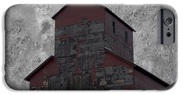 Old Mills iPhone Cases - The Gift Of Decay iPhone Case by John Stephens