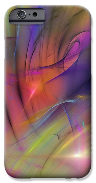 The Gloaming iPhone Case by David Lane