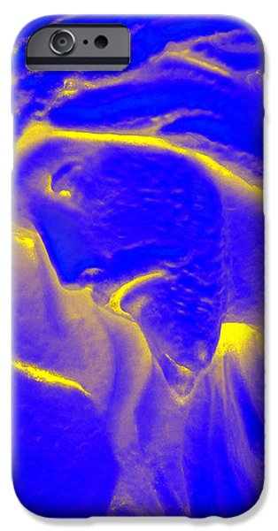 The Glow of Christ iPhone Case by Mike McGlothlen