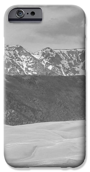 The Great Colorado Sand Dunes  iPhone Case by James BO  Insogna