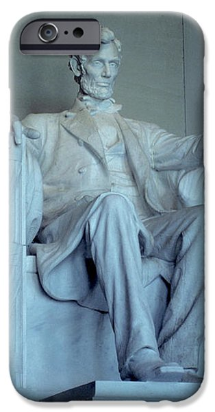 The Great Emancipator iPhone Case by Carl Purcell