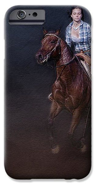 The Great Escape iPhone Case by Susan Candelario