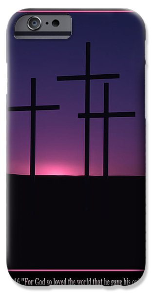 The Greatest Gift iPhone Case by Mike  Dawson
