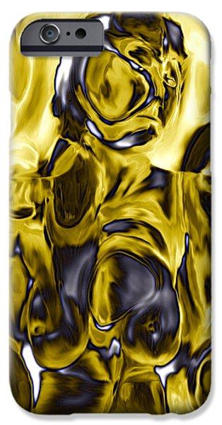 The Guardian iPhone Case by Kurt Van Wagner