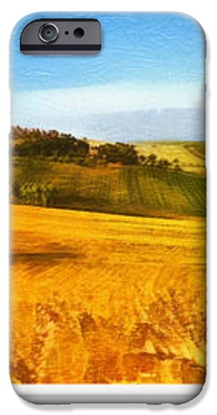 The Harvest is Plentiful iPhone Case by Dale Jackson