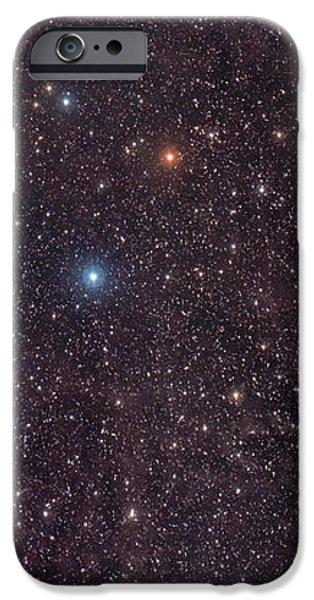 The Iris Nebula In Cepheus iPhone Case by John Davis