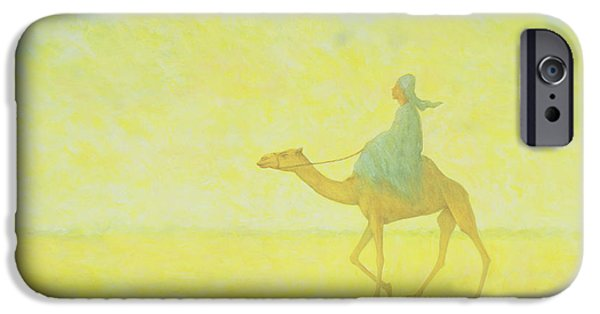 Inferno iPhone Cases - The Journey iPhone Case by Tilly Willis