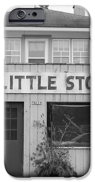 The Little Store iPhone Case by Lauri Novak