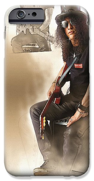 Michael iPhone Cases - The man we can count on iPhone Case by Don Kuing