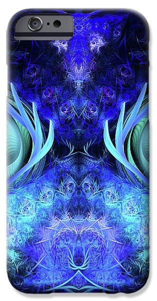 The Mask iPhone Case by John Edwards