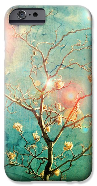 Tara Turner iPhone Cases - The Memory of Dreams iPhone Case by Tara Turner