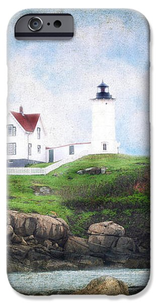 The Nubble iPhone Case by Darren Fisher