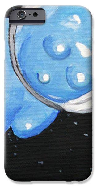 The Original Gummy Bear In Space iPhone Case by Jera Sky