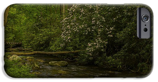 Oak Creek iPhone Cases - The Other Side iPhone Case by Michael J Samuels
