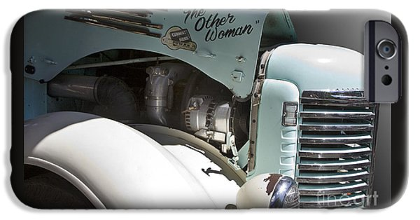Hightower iPhone Cases - The Other Woman iPhone Case by Tim Hightower
