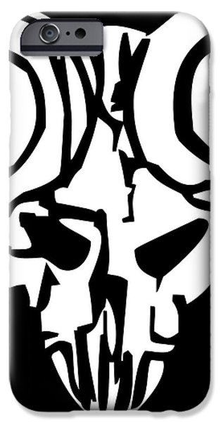 The Pick Of Destiny-01 iPhone Case by Caio Caldas